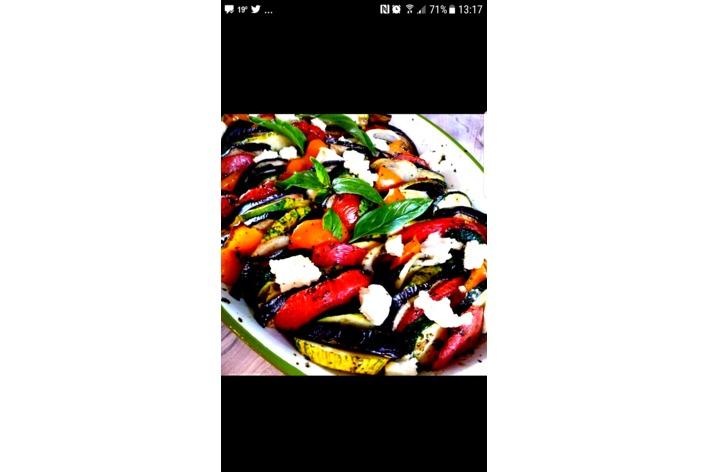 Create your own meal / créer votre propre repas