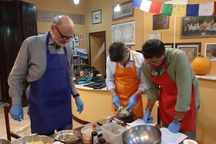 How to make fresh italian pasta!