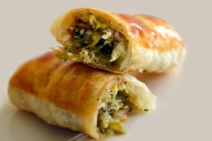 Vegetarian turkish evening