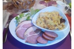 Manger chez l'habitant: Les délices de franche comté