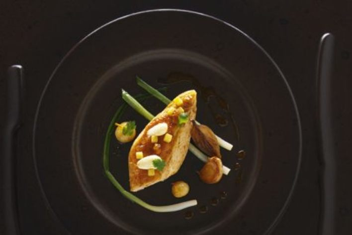 Volaille a la  cuisine francaise
