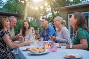Eat with locals: Repas convivial français