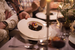 Eat with locals: Clandestine dinner party