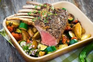 Cenas particulares como en su propia casa: Repas autour du luberon