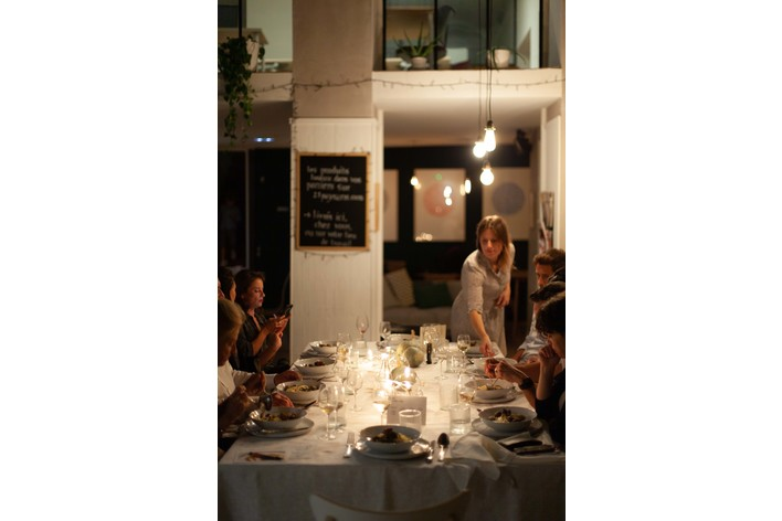 Dinner with provençal twist