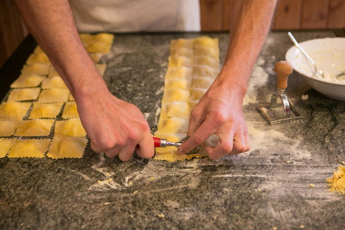 Learn how to cook italian food in tuscany