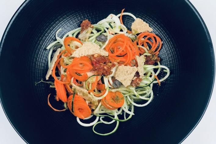 Brunch gastronomique raw et bio