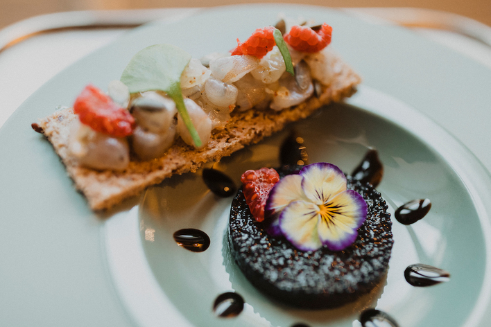 Gastronomie chez la cheffe pour la saint valentin