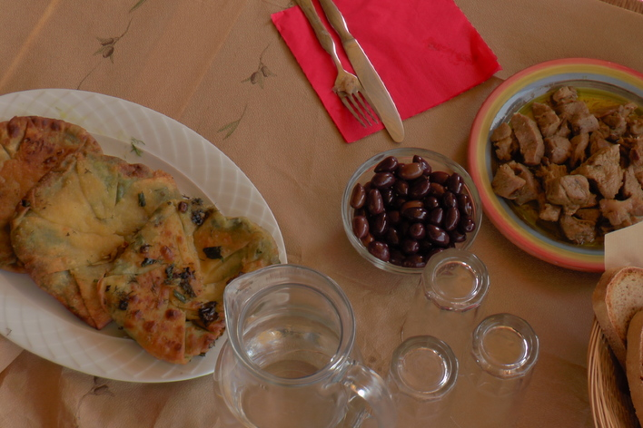 Greek cooking class and local lunch in an eco farm in messinia, greece!