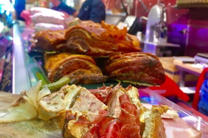 Visite gastronomique