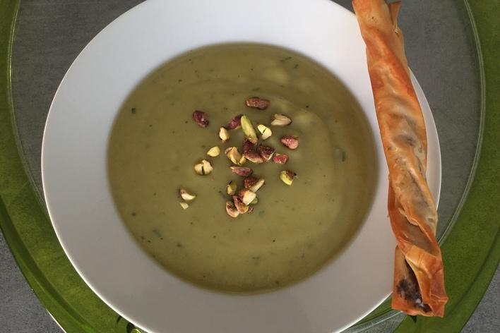 Repas raffiné « à la française»