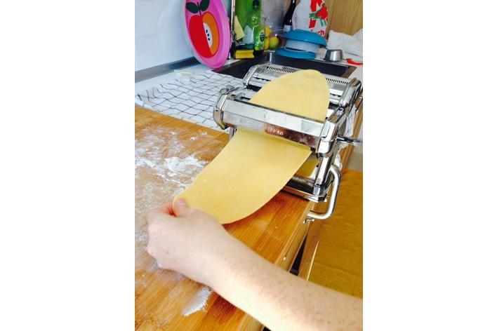 Les vraies pâtes italiennes, fait maison.. par vous!
