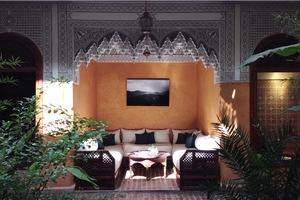 Cenas particulares como en su propia casa: Moroccan vegan