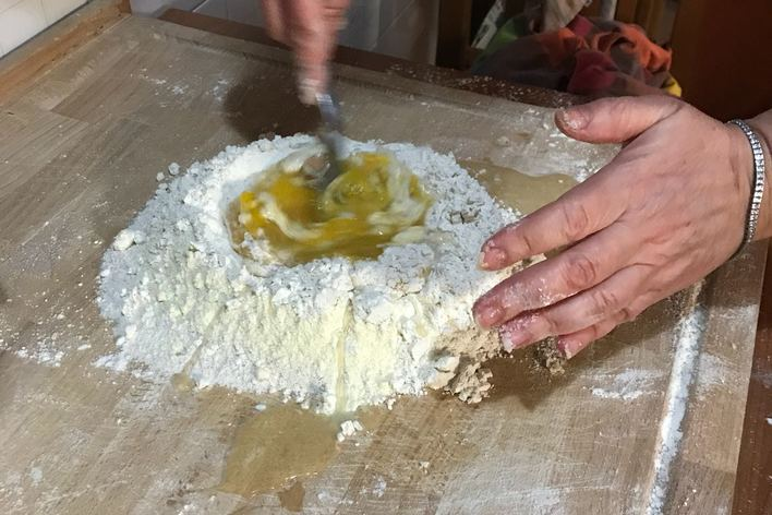 How to make fresh italian pasta!