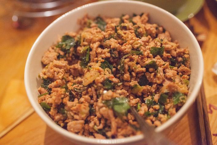 A taste of thai in madrid menu #2