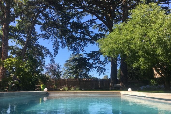 La campagne au coeur de la ville : brunch + piscine chauffée