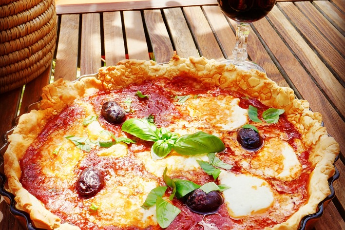 Venez partager avec martine un diner aux senteurs de provence