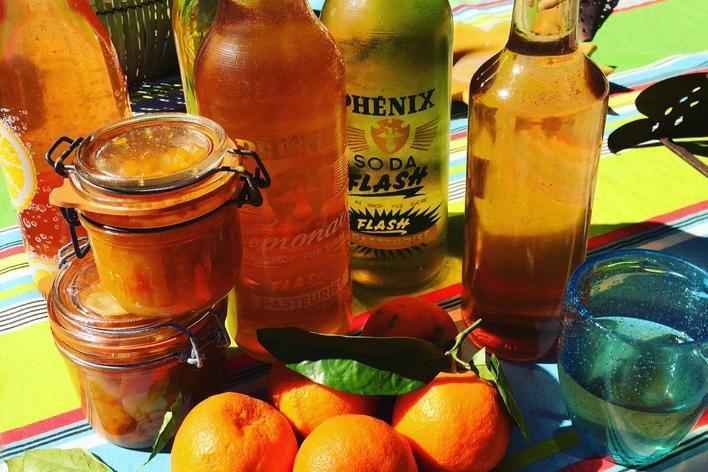 Venez partager avec martine un déjeuner aux senteurs de provence