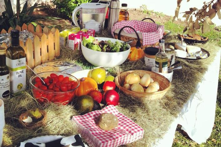 """Brunch """"santé"""" , bio et sans gluten"""