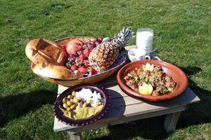 Eat with locals: Repas mediterranéen
