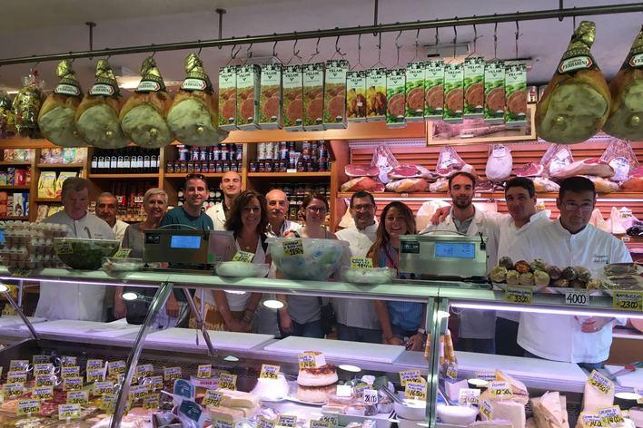 Campo de' fiori, jewish ghetto and trastevere rome food tour