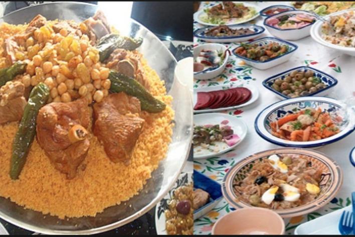 Cours de cuisine tunisienne