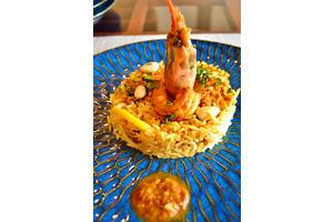 Eat with locals: Prawn biryani- minimum 4 pax.