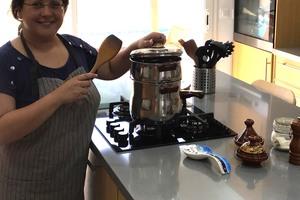 Manger chez l'habitant: Cours de cuisine tunisienne
