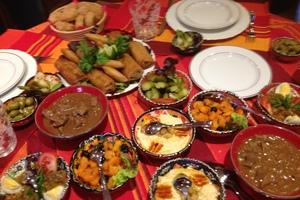Cenas particulares como en su propia casa: Voyages gustatifs...