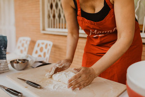Eat with locals: Cooking class : la pasta !