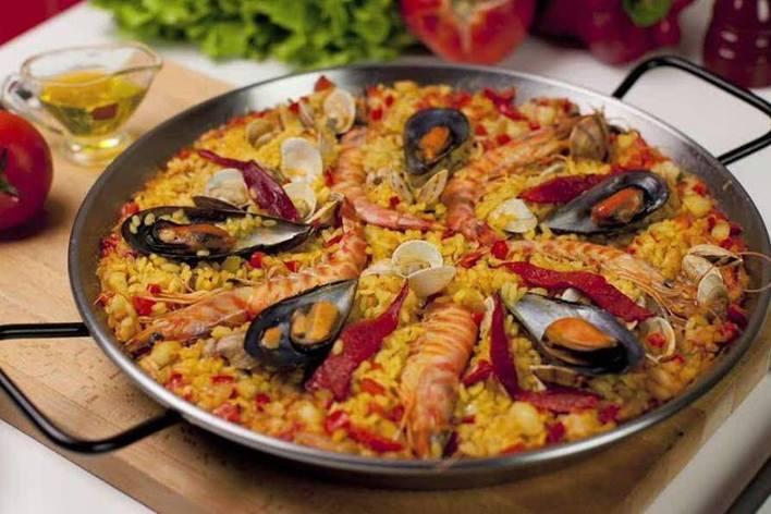 Paella & sangria  cooking workshop