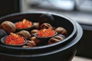 Eat with locals:  menu diner en 7 étapes