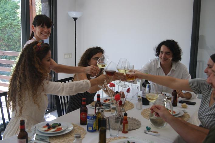 Comida criolla con toque catalán!