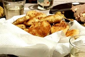 Manger chez l'habitant: Friendly dinner
