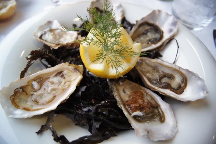 Le dîner des marins de bretagne et d'ailleurs