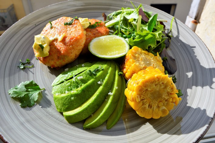 Tasty diabetic and low carb french cuisine