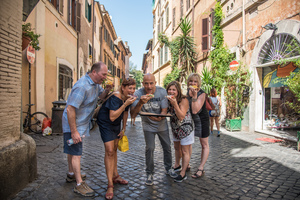Manger chez l'habitant: Ancient rome food tour