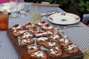 Eat with locals: Food & music saveurs italiennes