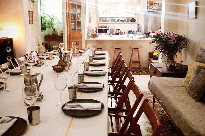 Mumbai meri jaan   indian fine- dining in jaffa