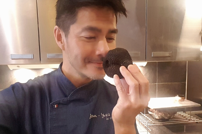 Truffle dinner with a master chef / dîner aux truffes avec un chef