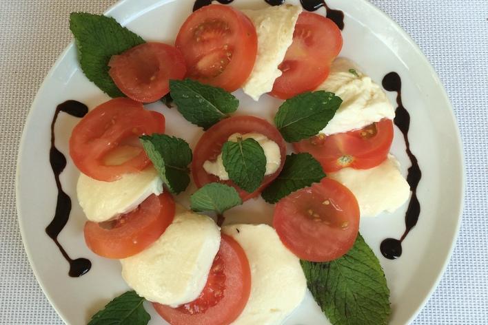 La mediterran'ee dans votre assiette