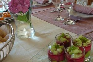 Eat with locals: Menu de printemps