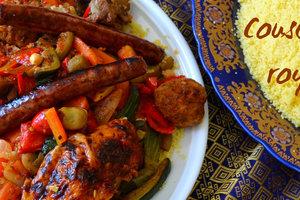 Manger chez l'habitant: Couscous