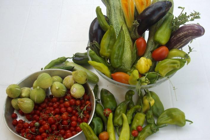 From pythagorean diet to cretan vegetarian cuisine