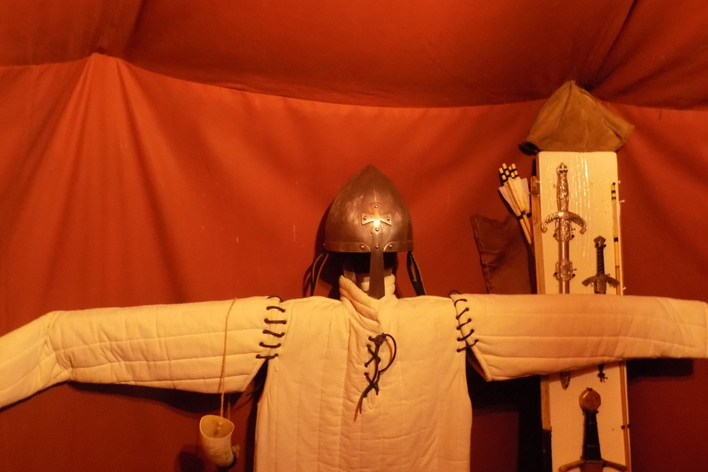 Le festin du chevalier