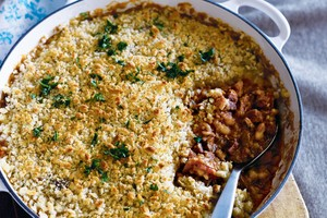 Eat with locals: Cassoulet in baltimore