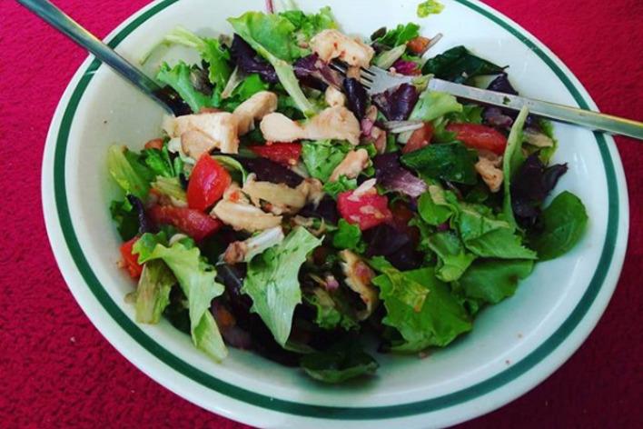 Vegan cooking, healthy lifestyle
