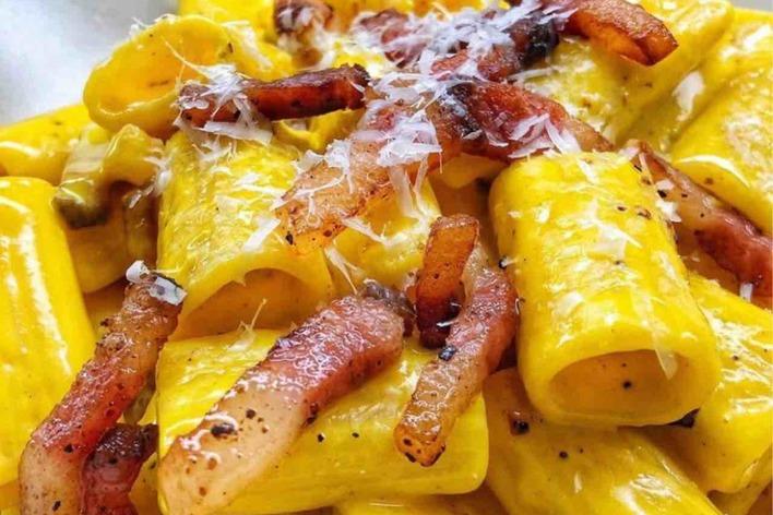 Déjeuner italien traditionnel