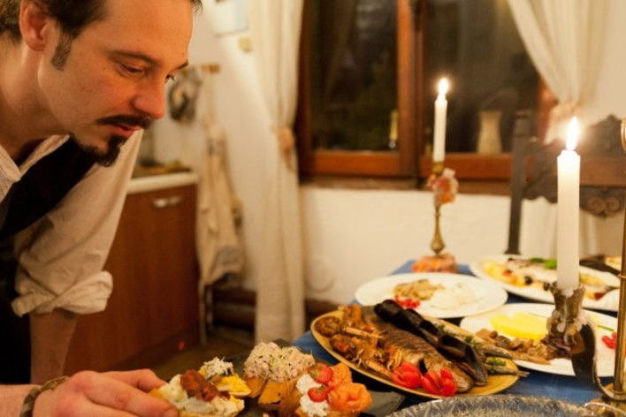 Ever tried fish cooked by a seaman? discover the 7 seas with me
