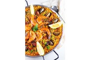 Eat with locals: Viva espana